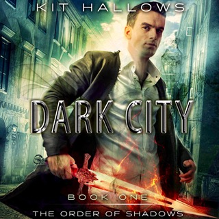 Dark City by Kit Hallows on Audible