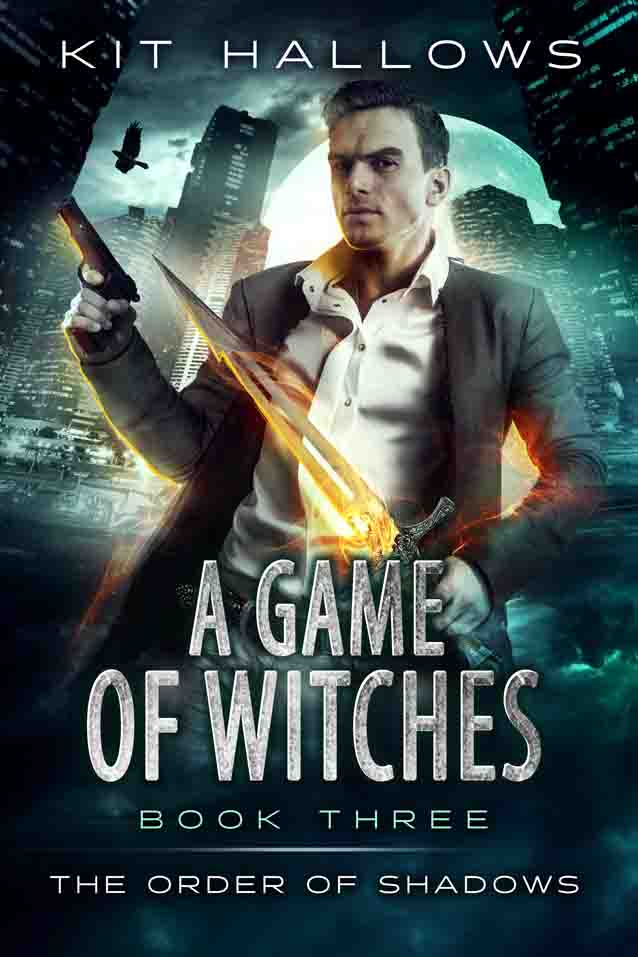 A Game of Witches by Kit Hallows