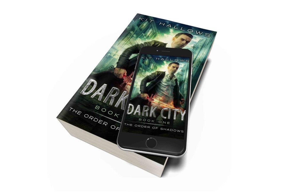 Dark City book and iPhone app editions