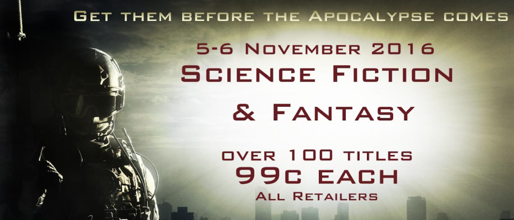 5-6 November 99c books Amazon