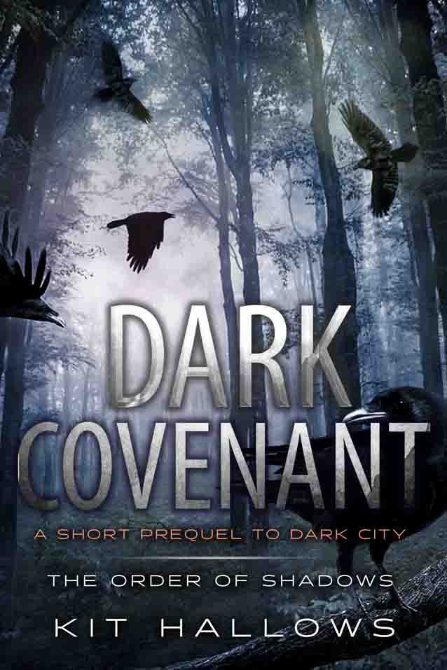 Dark Covenant by Kit Hallows