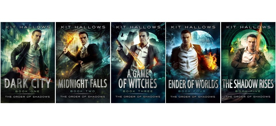 Kit Hallows The Order of Shadows