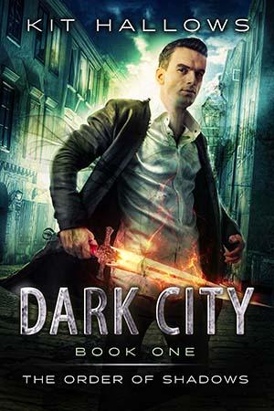 Dark City by Kit Hallows