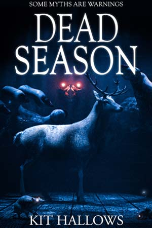 The cover for Dead Season by Kit Hallows