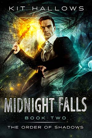 Midnight Falls by Kit Hallows