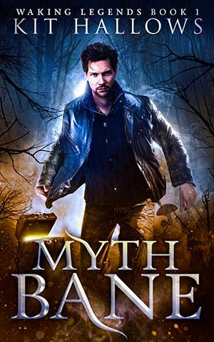 Myth Bane by Kit Hallows