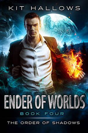 Ender of Worlds by Kit Hallows